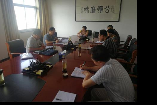 安陆法院召开扫黑除恶专项斗争领导小组专题...